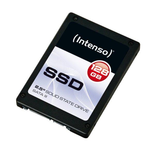 [Conrad / Voelkner] Intenso SSD SATA III 128GB SSD mit MLC für 43,33€