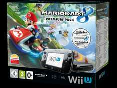 NINTENDO Wii U Mario Kart 8 Premium Pack incl. Yoshis Wolly World @Saturn