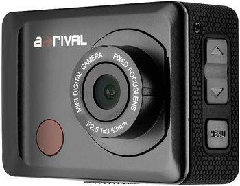 A-rival ActionCam RC (AQN6R) Full HD Staubgeschützt & Wasserfest, Bewegungssensor, Fernbedienung für 39,73€ bei Voelkner.de
