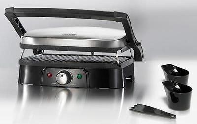 [eBay.de] BEEM Cater Pro Compact Multi Kontaktgrill schwarz Tischgrill Grill Sandwichtoast
