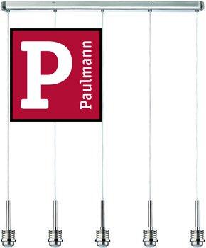 Paulmann LED Pendelleuchte 5x5w - 99,95€ - ca. 50% Ersparnis