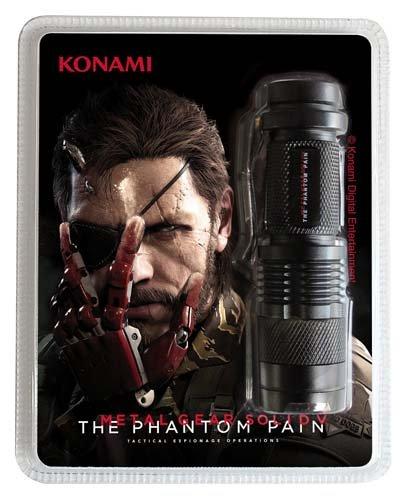 Metal Gear Solid 5: The Phantom Pain + GRATIS Taschenlampe bei Amazon