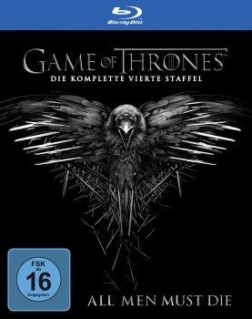 Game Of Thrones Staffel 4 (Bluray) für 26,94 EUR @alphamovies.de