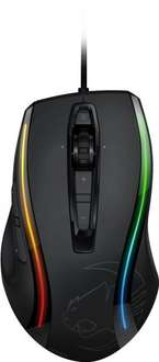 Roccat Kone XTD Max Customization Gaming Maus schwarz 65 €