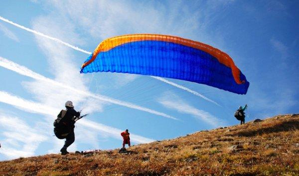 [GROUPON] Grundkurs Paragliding 3-4 Tage 99€ (normal 199€)