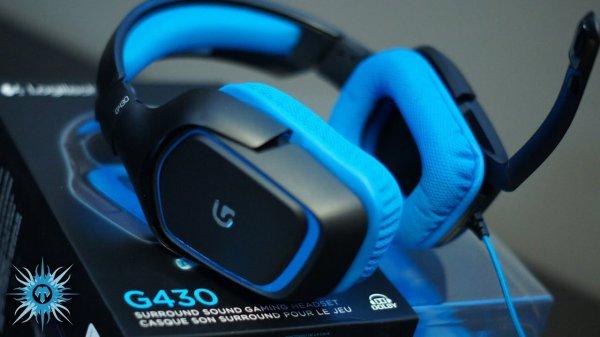 """Logitech G430 Surround Gaming Headset für 50 € statt 59 € oder Logitech Wireless Gaming Headset """"G930"""" für 105 € statt 133 €, @ZackZack.de"""