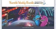 [Steam + DRM Free] Humble Weekly Bundle - The Return of Space Boy