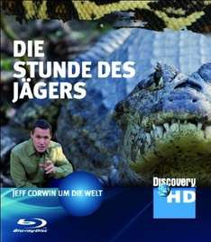 Amazon Prime : Die Stunde des Jägers - Discovery HD [Blu-ray] Nur 2,13 €