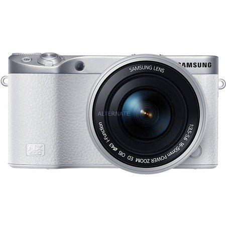 "Samsung Digitalkamera ""NX500 KIT"" (inkl. 16-50 mm Objektiv) für 549€ @ZackZack"