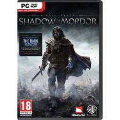 [Steam] Middle-earth: Shadow of Mordor Game of the Year Edition PC für 11,95€ @ CDKEys