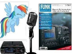 """1x kostenlose Ausgabe des Hobby Magazins """"Funk Amateur"""" (unverbindliche Printvariante)"""