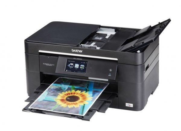Brother MFC-J5620DW 4-IN-1 Tintenstrahl-Multifunktionsdrucker (WLAN, A3) für nur 119 € inkl. Versand, @Cyberport