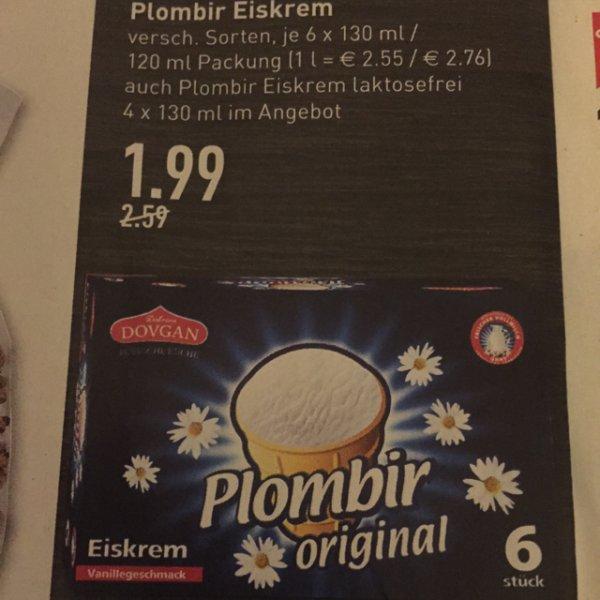 Plombir Original Eiskrem 1,99€ @Marktkauf