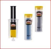 [Lidl ab 20.8] Pattex Reparatur Knete für Metall oder Universal je 48gr. oder Pattex Epoxykleber 12gr.