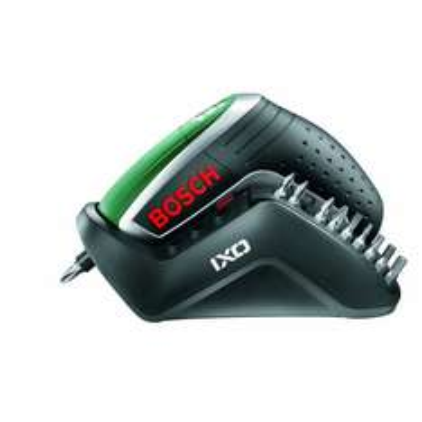 "Bosch Akkuschrauber ""IXO IV Upgrade 0603981000"" +10 Bits"