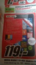 [lokal MM Zwickau] Microsoft Lumia 640 DS - alle Farben