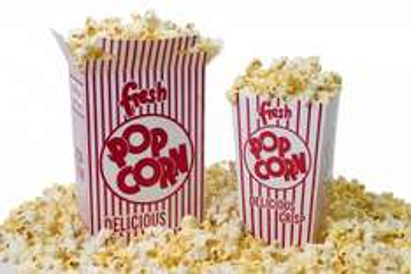Gratis Popcorn in diversen C&A-Filialen am 15. 8., 29. 8., 5. 9., 19. 9. 2015