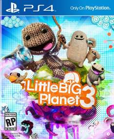 [Lokal Real Hagen] Little Big Planet 3 für PS4 für 15 Euro
