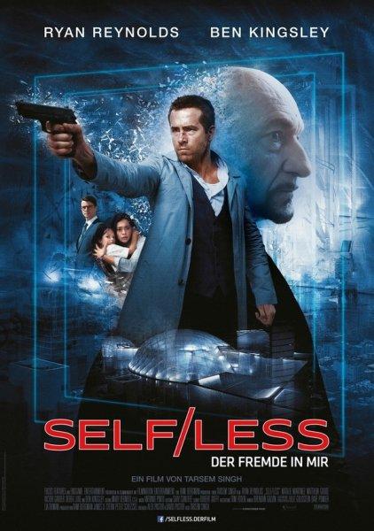 "[lokal München] Kostenlos ins Kino zu ""Self/Less"" am Montag, 17.08."