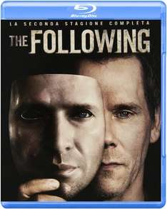 [Amazon.it] The Following 2. Staffel (Blu-Ray) für 13,36€ inkl. Versand