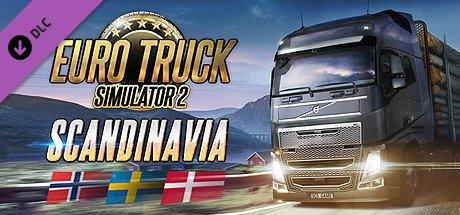 [Steam] Euro Truck Simulator 2 Scandinavia-Addon @ Gamesrepublic