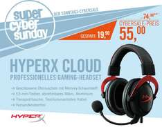 [Cyberport] Hyperx Cloud Headset