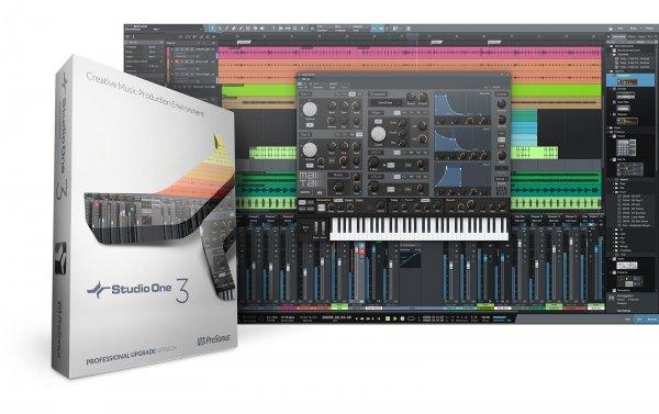 [Sweetwater USA] PreSonus Studio One 3 Keys - Full/Upgrade/Crossgrade/EDU