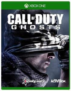 [Lokal Aachen Herzogenrath?] Call of Duty Ghosts - Xbox One PS3 - 7 Euro (Media Markt)