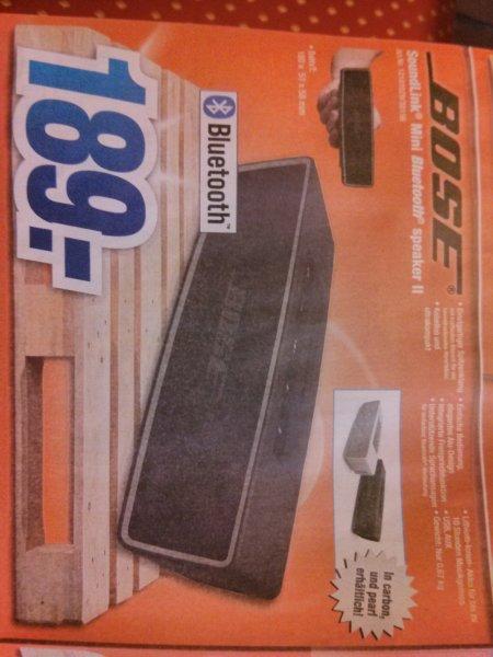 Bose SoundLink speaker II
