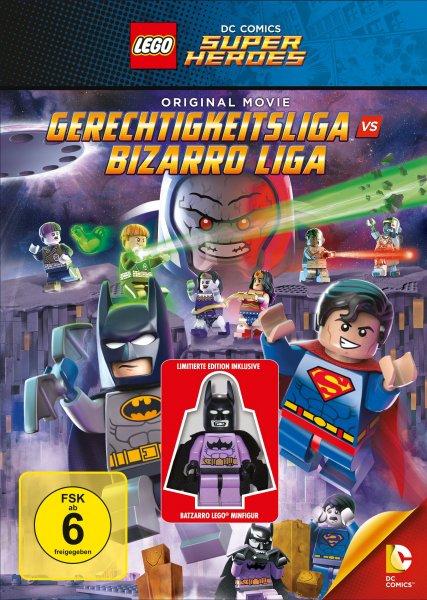 [Müller - Sonntagsknüller] LEGO Movie - inkl. Batzarro Lego - Gerechtigkeitsliga vs. Bizarro Liga für 7,99 €