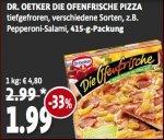 [HIT/CITTI] Dr. Oetker - Die Ofenfrische für 1,49€ (Angebot+Coupon)