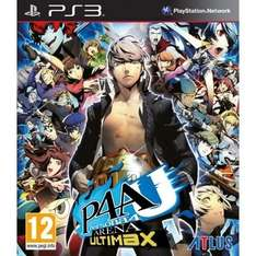 Persona 4 Arena: Ultimax (PS3/Xbox360)  für ca. 16,70€ @ Ebay (TheGamecollection)