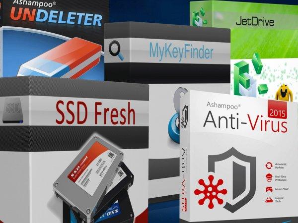 AAAAA-Software-Bundle - 5 Gratis-Vollversionen @ CHIP