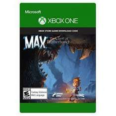 [Xbox One Digital Code]  Max: The Curse of Brotherhood @ cdkeys.com