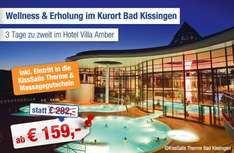 3 Tage zu zweit in Bad Kissingen