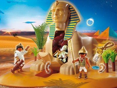 @plamobil.de PLAYMOBIL 4242 - Sphinx mit Mumienversteck IDEALO 28,97€