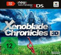 (3DS) Xenoblade Chronicles 3D für 27,99 €