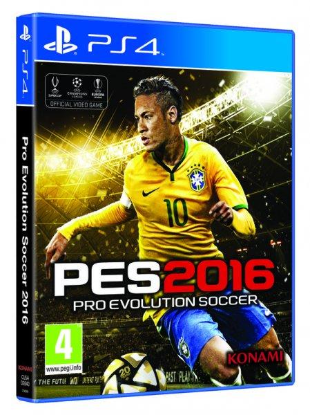 Pro Evolution Soccer (PES) 2016 PS4&XBox One für 45,48 € bei Voelkner.de