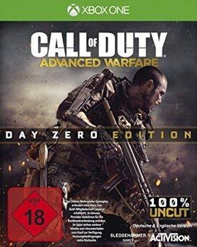 Call of Duty: Advanced Warfare - Day Zero Edition (Xbox One) für 27,71€ @Groove Inc