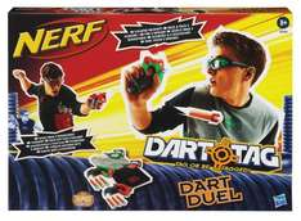 Hasbro - Nerf Dart Tag Duell für 5€ inkl. Versand bei d-living