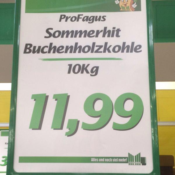 [lokal] ProFagus Buchenholzkohle Marktkauf Cottbus