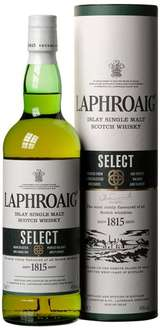 [Amazon.de] Blitzangebot: Laphroaig Select Whisky 23,99€ (idealo: 31,90€)