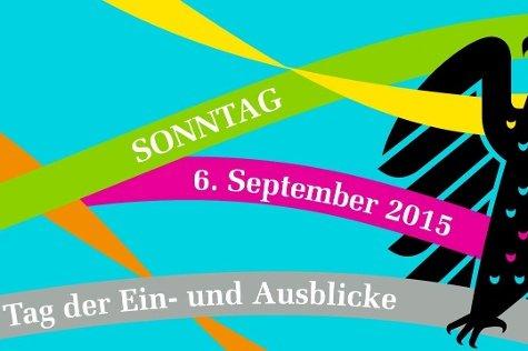 [Berlin] Bundestag lädt zum Tag der Ein- und Ausblicke (Tag der offenen Tür) + kostenlose alkoholfreie Cocktails von der SPD-Fraktion, 6. 9. 2015,  9-19 Uhr