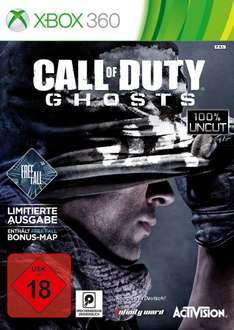 [Amazon-Prime] Call of Duty: Ghosts Free Fall Edition (100% uncut) - [Xbox 360]