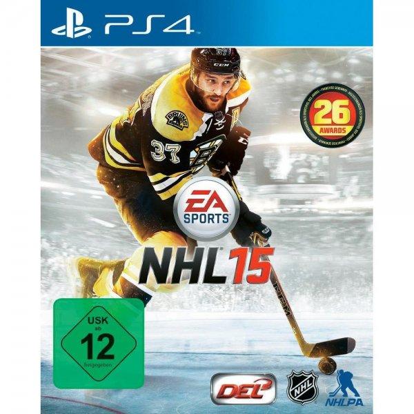 [PS4] - Electronic Arts NHL 15 @ conrad.de VSK-frei für 28,37 €