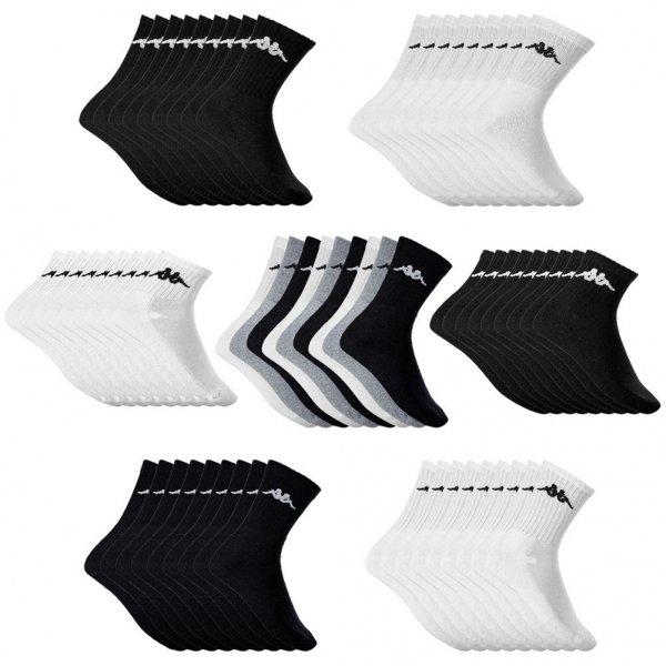 Kappa Socken 9er Pack für 9,99€ @ebay