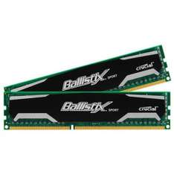 Crucial Ballistix Sport DIMM Kit 16GB für 76,93@ vibuonline
