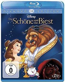 Die Schöne und das Biest - Diamond Edition [Blu-ray] 9€ @AmazonPrime