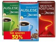 Jacobs Meisterröstung oder Auslese 500g / 3,49 € [Diese Woche bei Reichelt Berlin] OFFLINE
