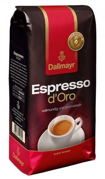 Dallmayr Espresso d'Oro Bohnen (1 kg) für 9,99 EUR